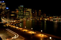 Circular Quay and Downtown Sydney